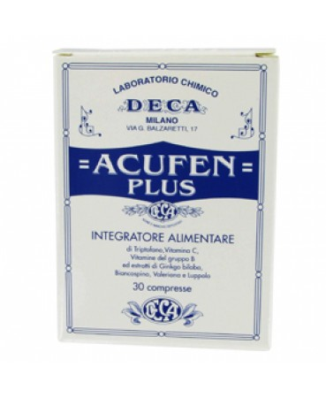 acufen plus integratore
